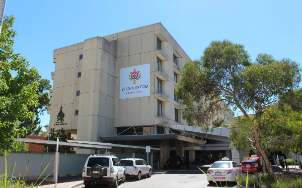 St John of God Hospital