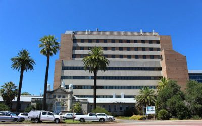 King Edward Hospital Block B