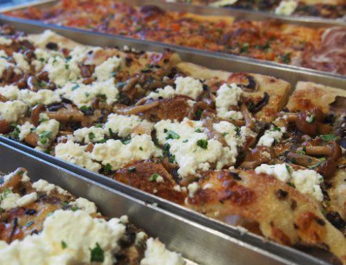 Delisio Pizza Romana